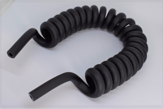 Short Coiled Tube
