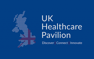 UK Health Pavilion Logo