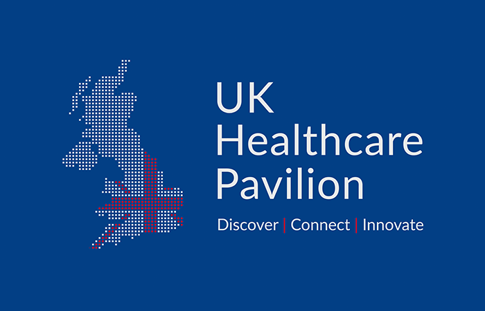 UK Health Pavilion Logo